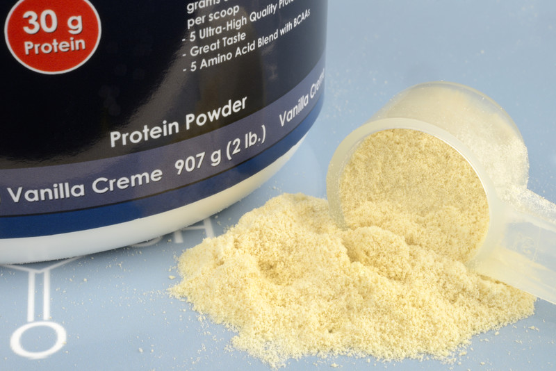 What's really in that protein powder?